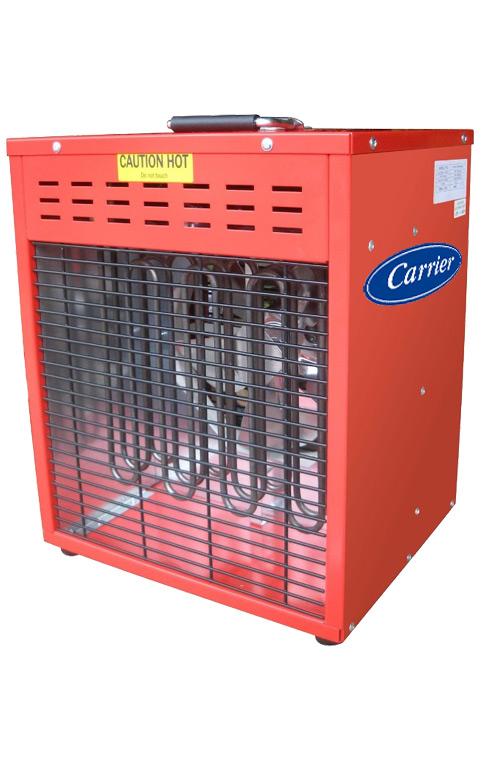 CRS 9kW Fan Heater Non-Ductable