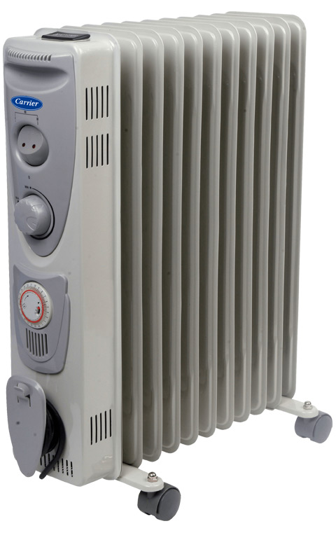 CRS 2.5kW Oil Filled Radiator