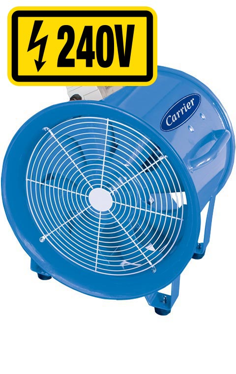 CRS Air Mover 6,300 240v